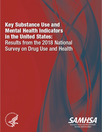 Key Substance Use and Mental Health Indicators in the United States: Results from the 2018 National Survey on Drug Use and Health