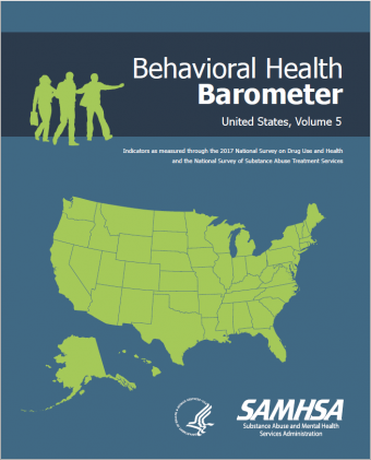Behavioral Health Barometer, Volume 5