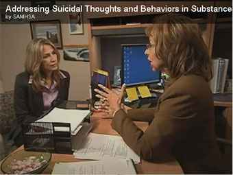 TIP 50: Addressing Suicidal Thoughts and Behaviors in Substance Abuse Treatment