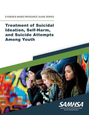 Treatment for Suicidal Ideation, Self-harm, and Suicide Attempts Among Youth