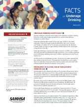 Facts on Underage Drinking